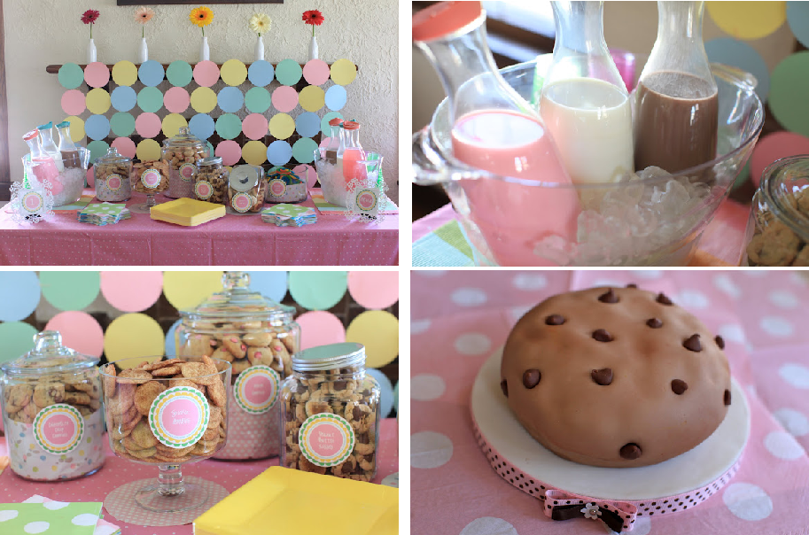 cookies Birthday Party Ideas Vancouver