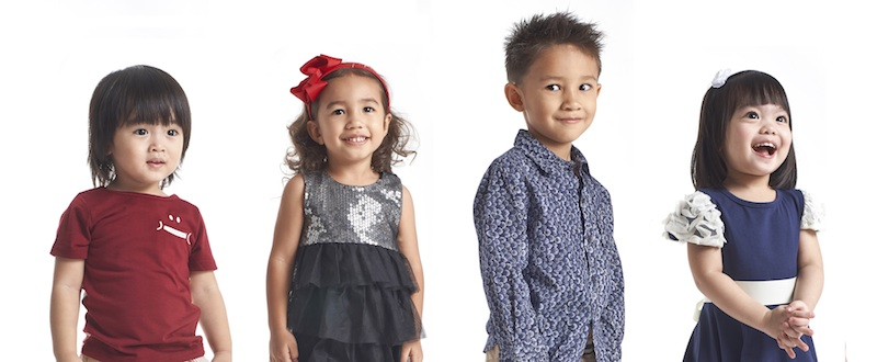 The Little Affair, Singapore based children's online shop